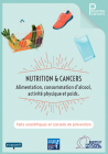 Nutrition et cancers, prévention - Brochure INCa